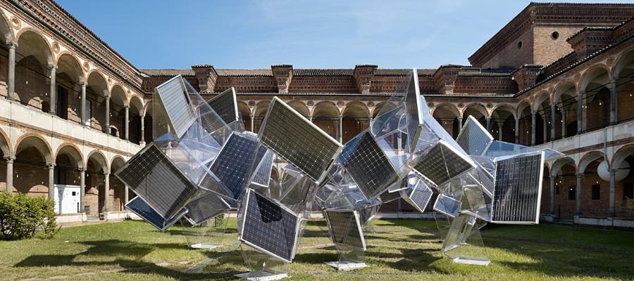 ミラノサローネ 2012 - 3 - ベストインスタレーションに選出テーマは「光合成」