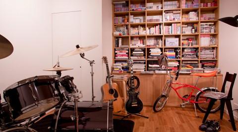 趣味と子育て- 1 - 好きなドラムを思いっきり叩ける家を作りたい!