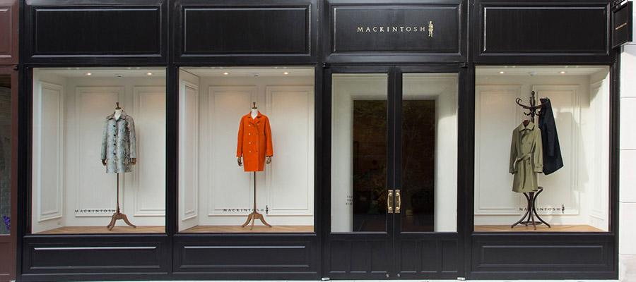 フルコレクションが揃う旗艦店が南青山に誕生 - 1 -国内初MACKINTOSH 青山店がオープン