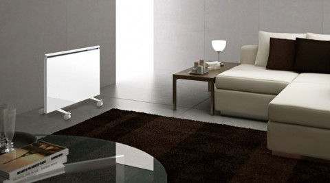 冬のデザイン家電 − 1 − 機能美あふれる デザインヒーター