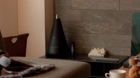 冬のデザイン家電 − 2 −アロマを楽しみ  オシャレに潤す加湿器