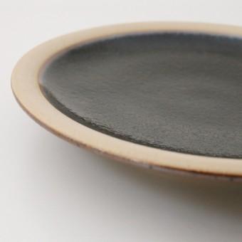 柳宗理の出西釜丸皿