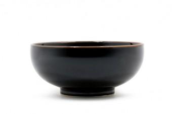 白山陶器の浅めん丼
