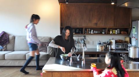 """""""開かれた家""""を目指しておいしい記憶をつくり、地域に寄り添う。"""
