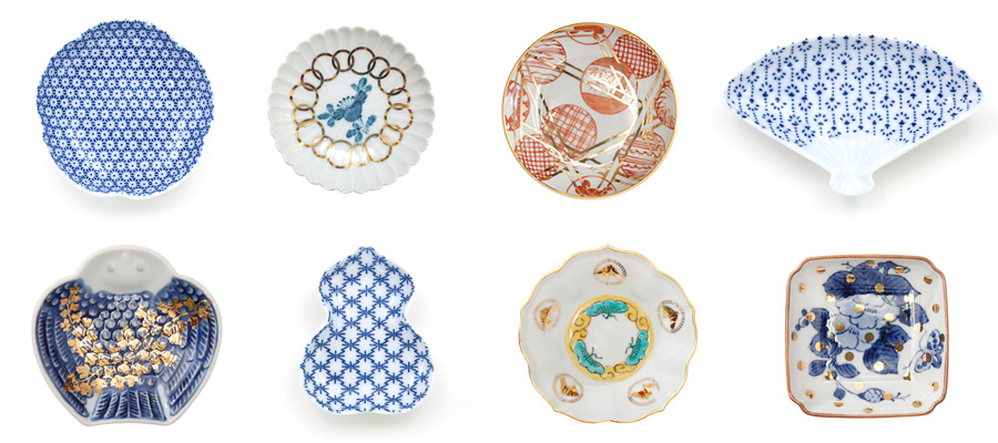モダン和食器 − 2 − 伝統とモダンが融合 暮らしに彩りを添える文様の器