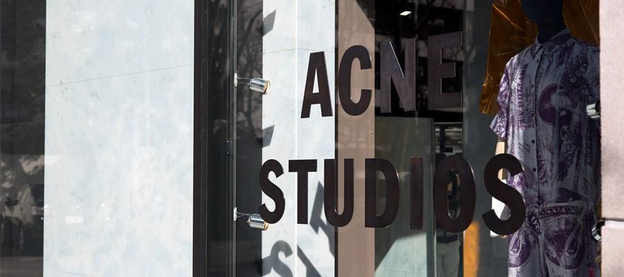ACNE STUDIOS -1-世界が注目するスウェディッシュ・スタイル