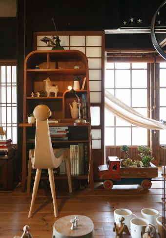 実際の暮らしの中で作品を展示するスタイルは参考になる点も多く、訪ねる価値アリ。