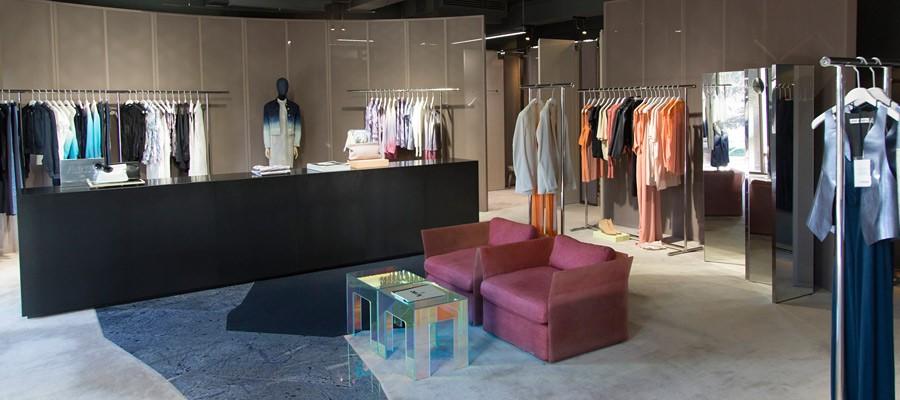 ACNE STUDIOS -2-人気ファッションハウスが青山に旗艦店をオープン!
