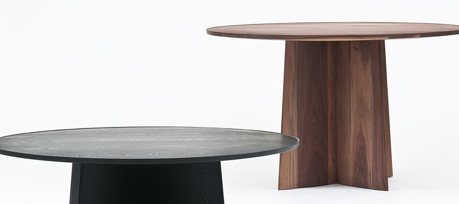 ダイニングテーブル − 1 − インテリアの主役は こだわりのウッドテーブル