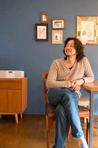 福田能成さん「café croix」オーナー