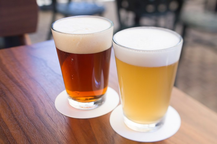 朝詰めクラフトビール テイスティングセット ¥1,100