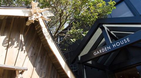 """GARDEN HOUSE −1−日常の""""ちょっと""""延長線上の地域密着型レストラン"""
