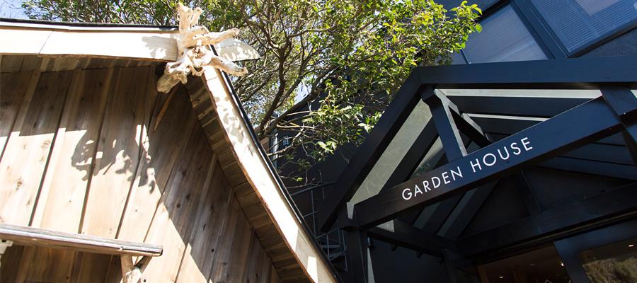 "GARDEN HOUSE −1− 日常の""ちょっと""延長線上の 地域密着型レストラン"