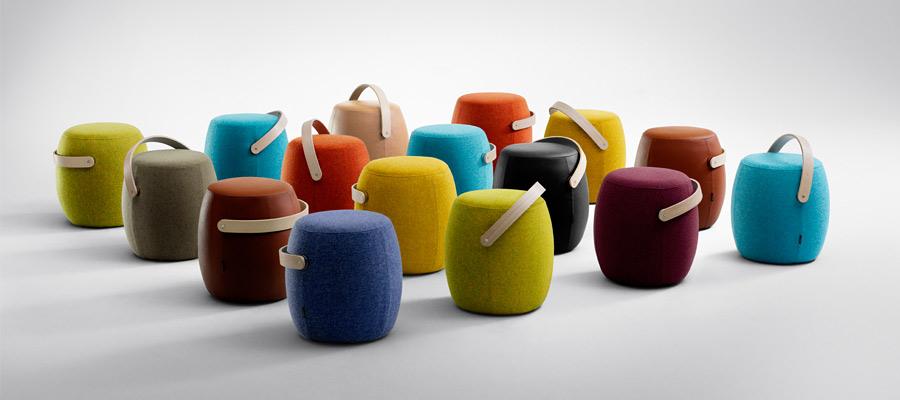 小さくてもすごい! デザインの精神が端的に表れる椅子ミラノ・サローネ1