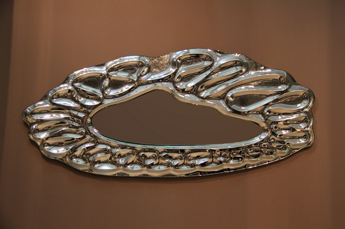 「Caldeira」鏡を鏡でフレーミング。