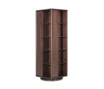 Arturo bookcase 2013年。クリストフ・ピレがデザイン。アメリカンウォールナット。