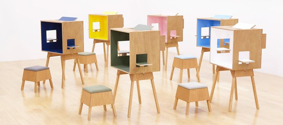 interior for kids − 1 −  遊び心いっぱいの デザインファニチャー
