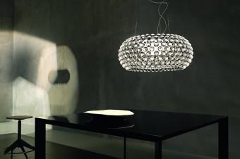「CABOCHE」Patricia Urquiola & Eliana Gerottoデザイン。2005年発表の製品をLED仕様でリメーク。