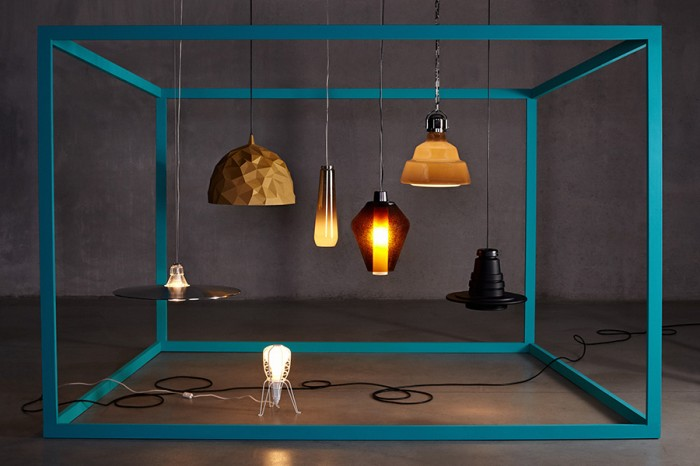 「Successful Living from Diesel with Foscarini」キーワードはロック、ポップ、カジュアル、ヴィンテージ。