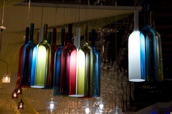 「Jar RGB」Arik Levyデザイン。三原色に白をプラスすることで光に広がりが出るという。