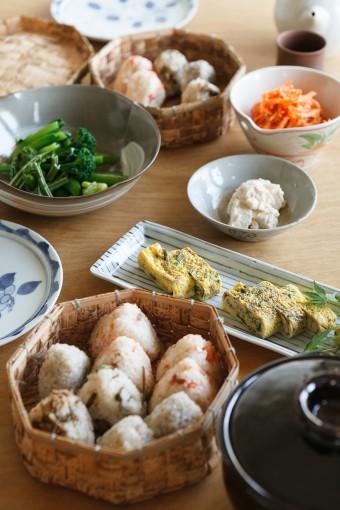 この日のお昼ごはんは千晶さんが担当。和食が得意な千晶さんに対し、広二さんの得意料理は煮込みハンバーグなどガッツリ系。