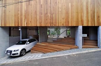 砂子邸(Casaさかのうえ)