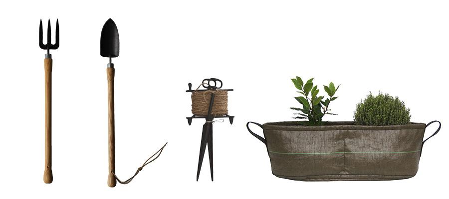 ガーデングッズ − 1 − 機能的で美しい gardening tools