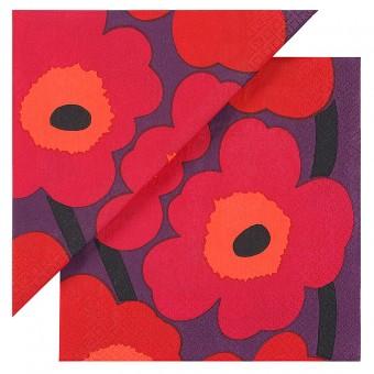 「マリメッコ」らしい大きな花のライン 「UNIKKO」 Marimekko®