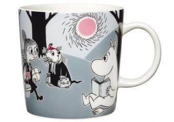 マグ 3,500円(税抜)。「Arabia」の商品のお問い合わせはスキャンディックまで。http://www.scandex.co.jp/scandex/inquiry.htm © Moomin Characters™