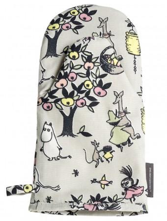ミトン 2,100円(税抜)「Finlayson」の商品のお問い合わせ先はピーオーエスまで。www.posjapan.co.jp © Moomin Characters™