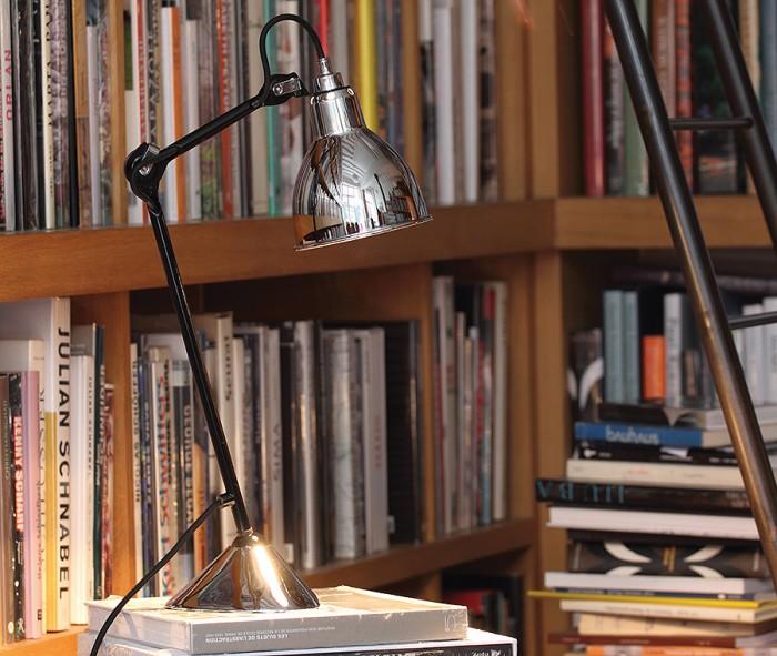 テーブルランプNo.205 φ170 H(350+160)mm ¥73,500 gras/SEMPRE 本店