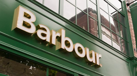 BARBOUR SHIBUYA −1−  英国らしいオーセンティックな  オイルドジャケットに注目!