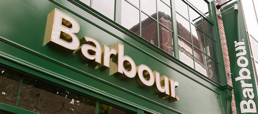 BARBOUR SHIBUYA −1− 英国らしいオーセンティックな オイルドジャケット注目!