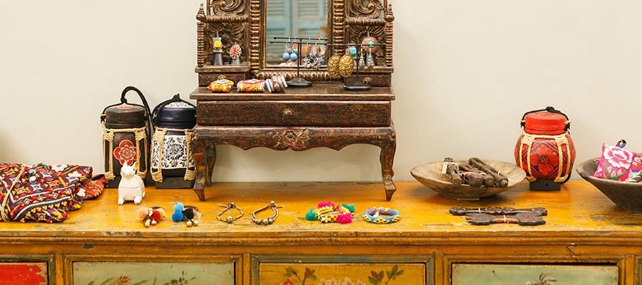 House of Lotus -2- 上質で丁寧な服と美しい手仕事の小物