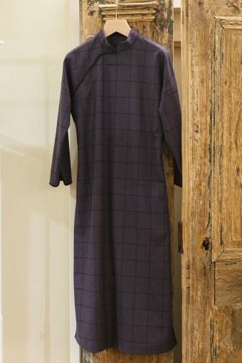 ツイードチャイナドレス ¥31,500