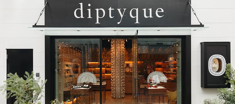 diptyque aoyama -1- ディプティック 日本初旗艦店がオープン!