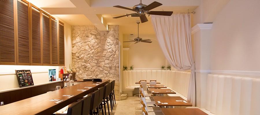 ハワイアン・トーキョー -2-Cafe Banyanが提案する大人のハワイアングルメ