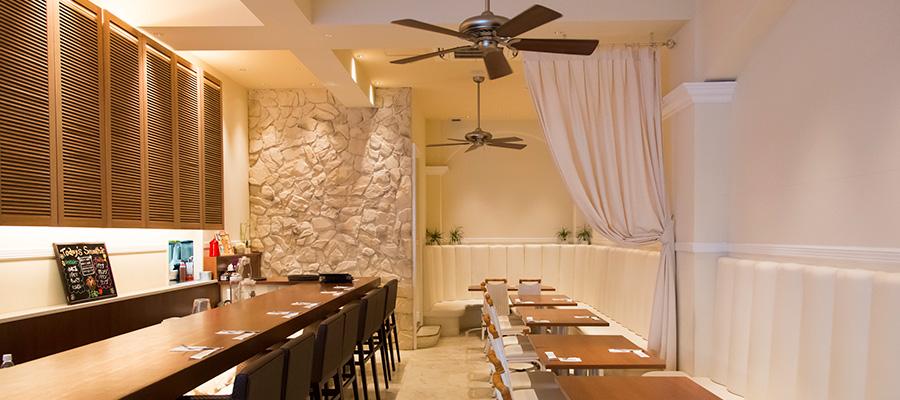ハワイアン・トーキョー -2- Cafe Banyanが提案する 大人のハワイアングルメ