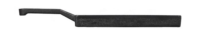 グリルパン(小) W192 D192 H26mm ¥8,400 グリルパン(大) W227 D227 H26mm ¥10,500 ともにプロ・アルテ シリーズ/designshop