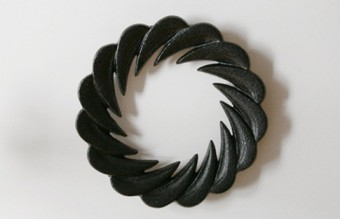 鍋敷き 花弁 φ150 H20mm ¥2,625 鋳心ノ工房/designshop