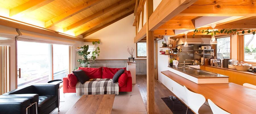 シンプルで良質素材と構造の美を楽しむベーシックな生活スタイル