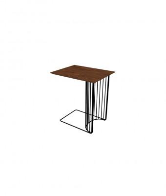 「anapo」Gordon Guillaumierデザイン。ローテーブルシリーズの1つ、サイドテーブル。