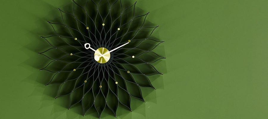 wall clock −1−壁面を飾る デザインクロック