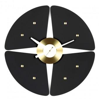 《Petal Clock・Turbine Clock》
