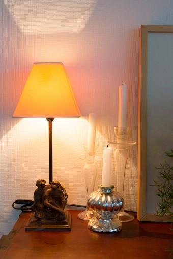 ドイツでは照明も大切。仕事用とリラクゼーション用を分ける。