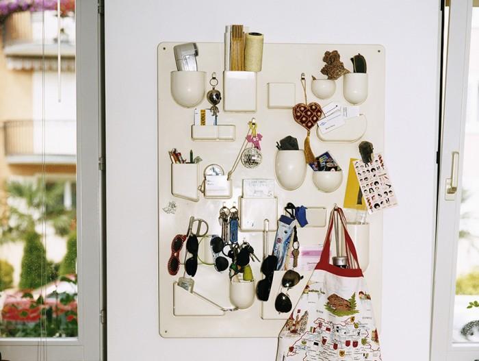 キッチンや子供部屋、エントランス、バスルームなどあらゆる場所にフィット。photo & copyright : ©Vitra (www.vitra.com)