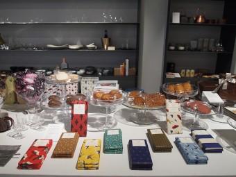 フードではNY発こだわり豆のチョコレート「マストブラザース(Mast Brothers Chocolate)」、フランスの「ラ・ヴィエイユ・フランス(La Vieille France)」焼き菓子など。