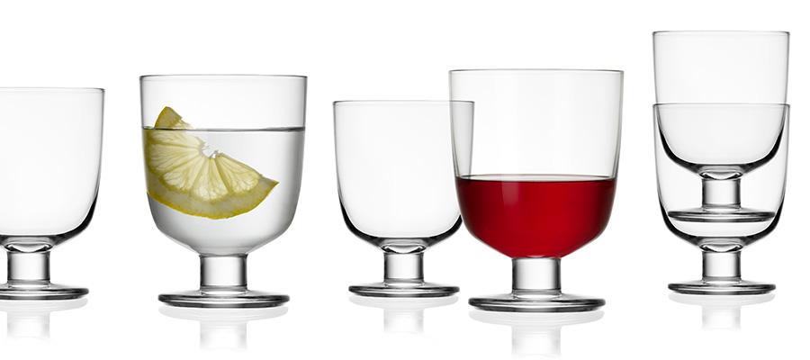 glass −1−日常使いの シンプルなグラス