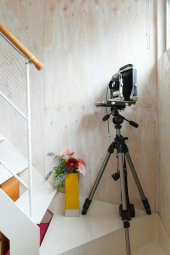 木暮さんは設計のかたわら、写真家としても活動している。