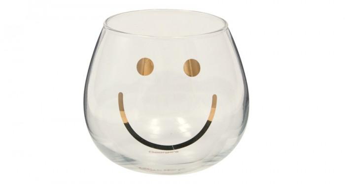 Smile Glass φ100 H91mm 495ml ¥1,500 George's 武蔵小杉東急スクエア店